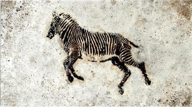 Pino Pascali (1935-1968) Zebra, 1964.