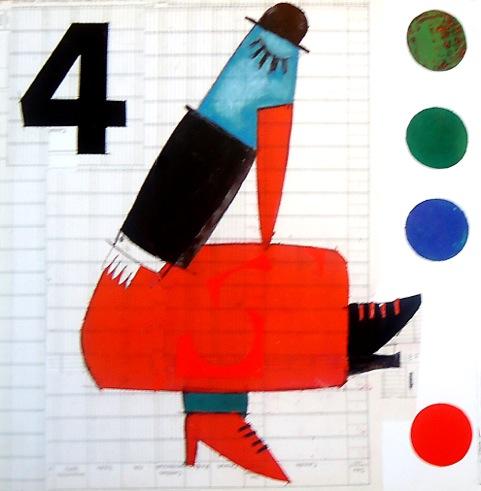 Hasta el infinito de Kveta Pacovska. Factoría K de libros (2010).