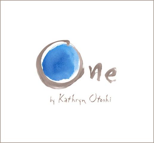 One de Kathryn Otoshi, KO Kids Books (2008).