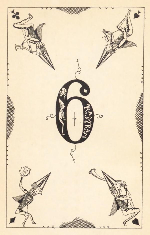 King Ramu-ramu (ラムラム王) de Takeo Takei (1926).