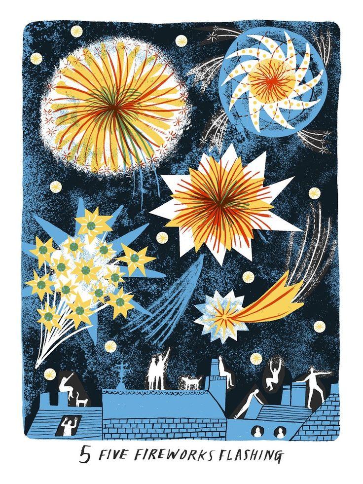 Nothing Need Be Ugly de Noel Carrington, ilustración de Alice Patullo, Design for Today (2013).