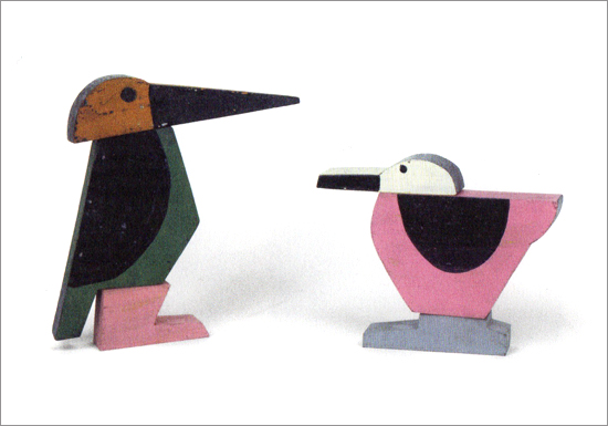 Joaquín Torres García, Dos pájaros.