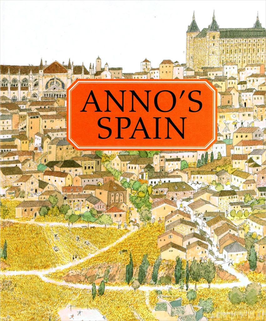 Anno's-Spain