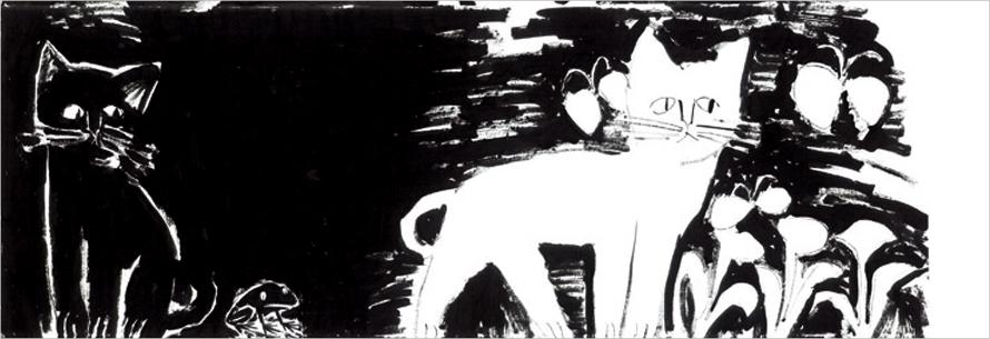 Chiki Kikuchi - White cat-3