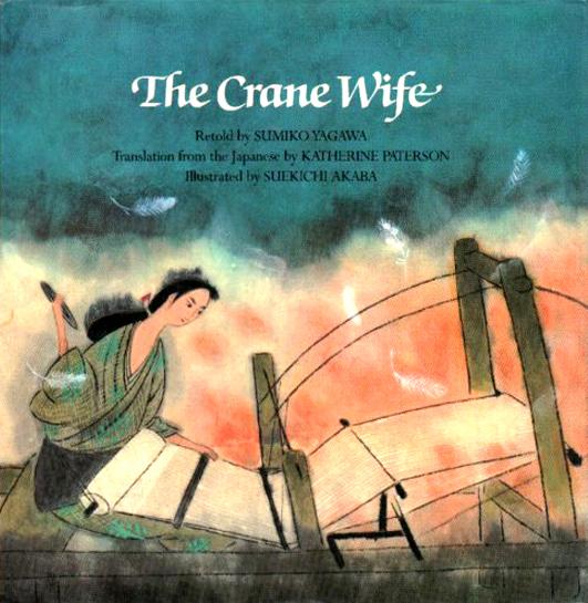 The Crane Wife-Akaba