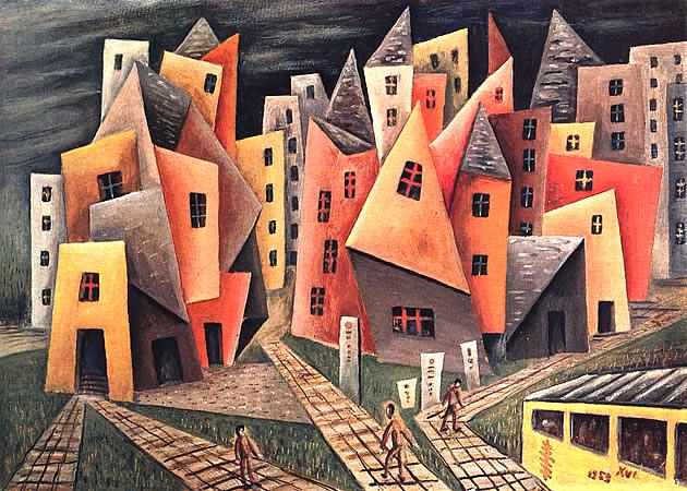Barrio, 1953.