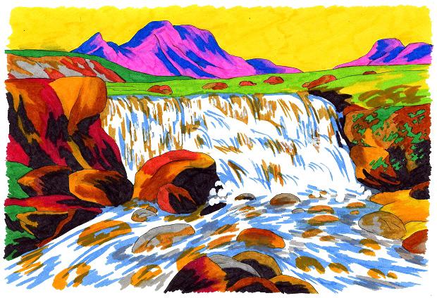 Bandido-Cascade