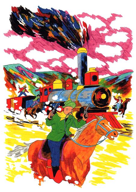 Bandido-tren