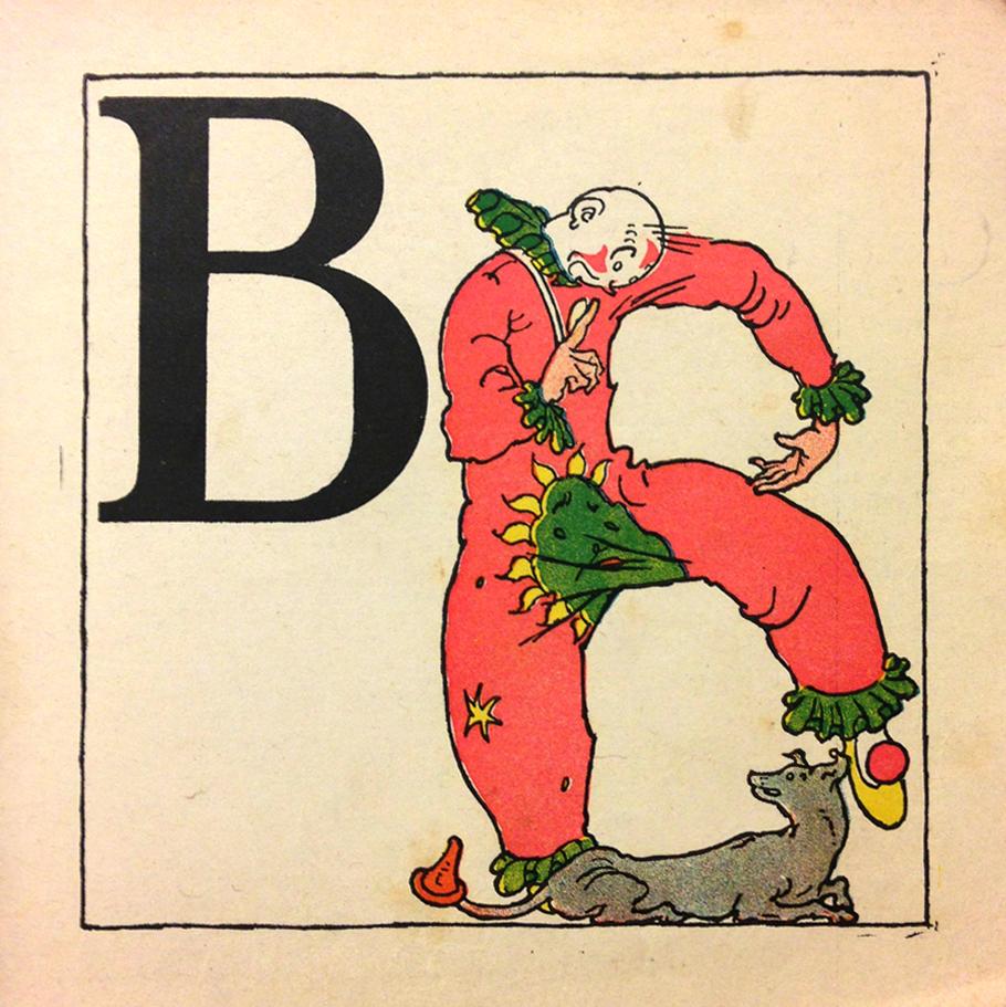 abecedari-B