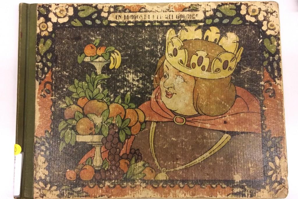 En Llagosta i el rei golafre, versión de Josep Carner; ilustraciones de Amic, Editorial Muntañola, 1917.