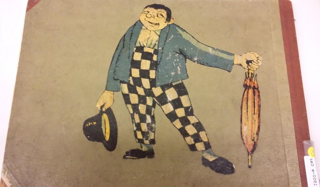 El País de los tontos (cuento servio); texto de Josep Carner; ilustraciones de Xavier Nogués; Editorial Muntañola, Barcelona, 1920.