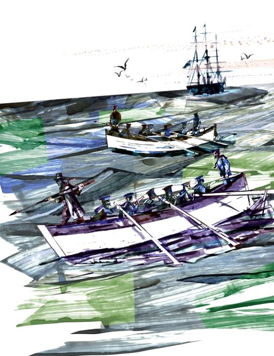 Agustín Comotto, 20.000 leguas de viaje submarino, Nórdica, 2012.