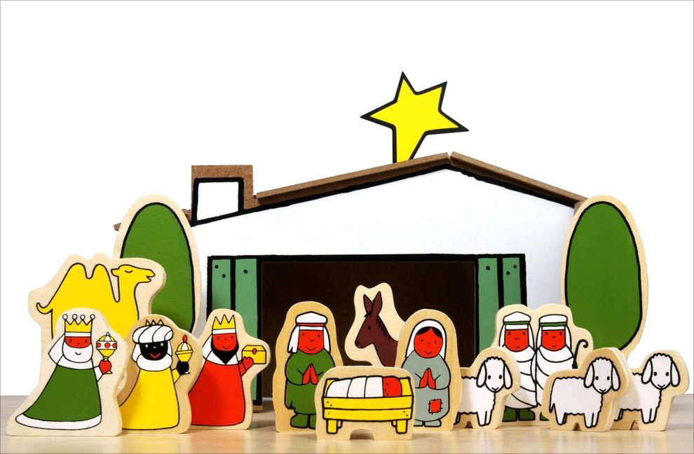 Dick-Bruna-Nativity-Scene