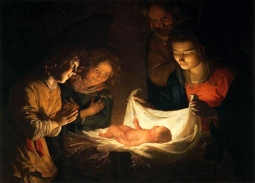 GerardVanHonthorst-AdorationOfTheChild