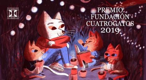 """""""UN AÑO... POEMAS PARA SEGUIR LAS ESTACIONES"""", PREMIO FUNDACIÓN CUATROGATOS 2019"""